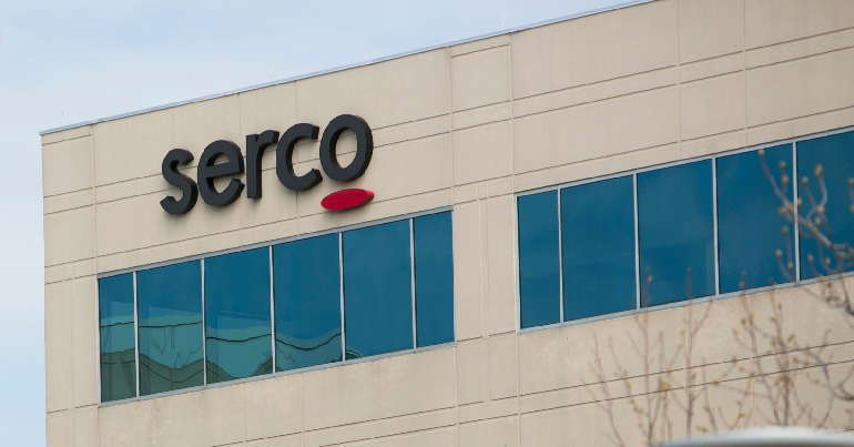 Photo of Serco building