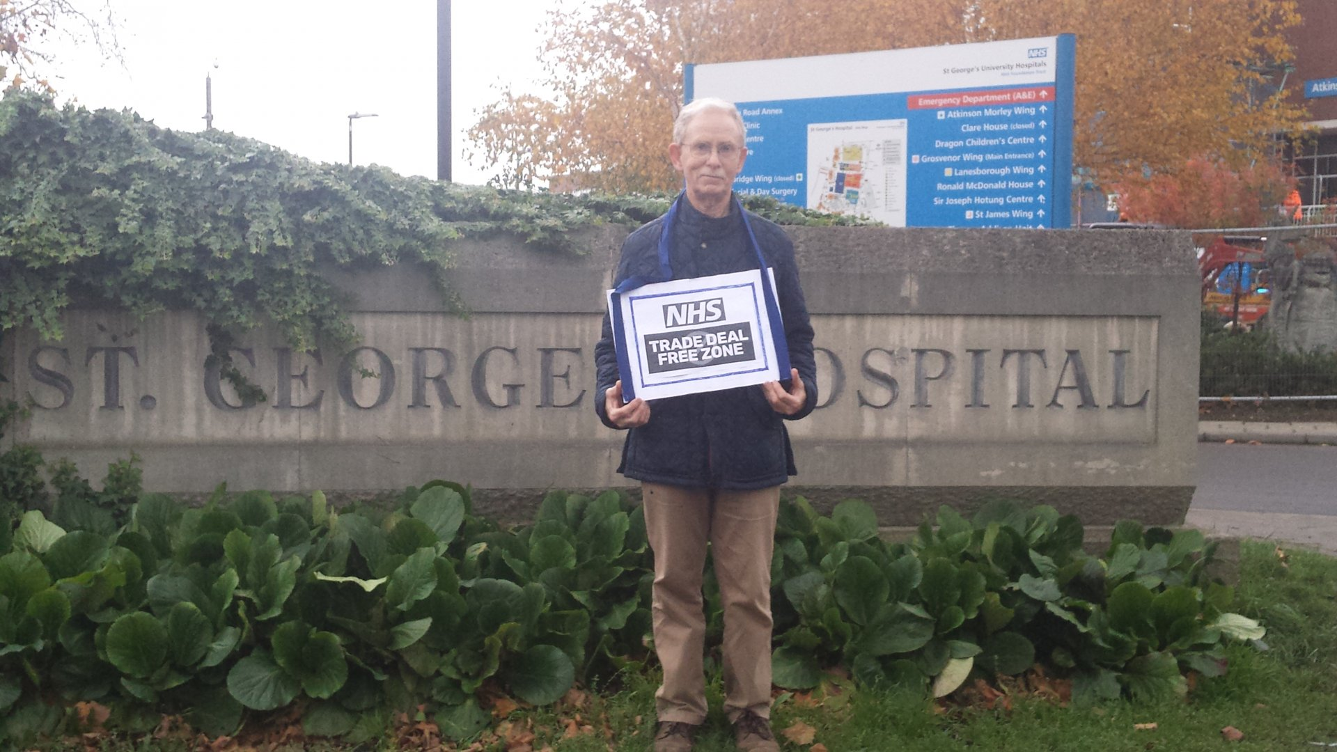 People across the UK are declaring their local NHS ...
