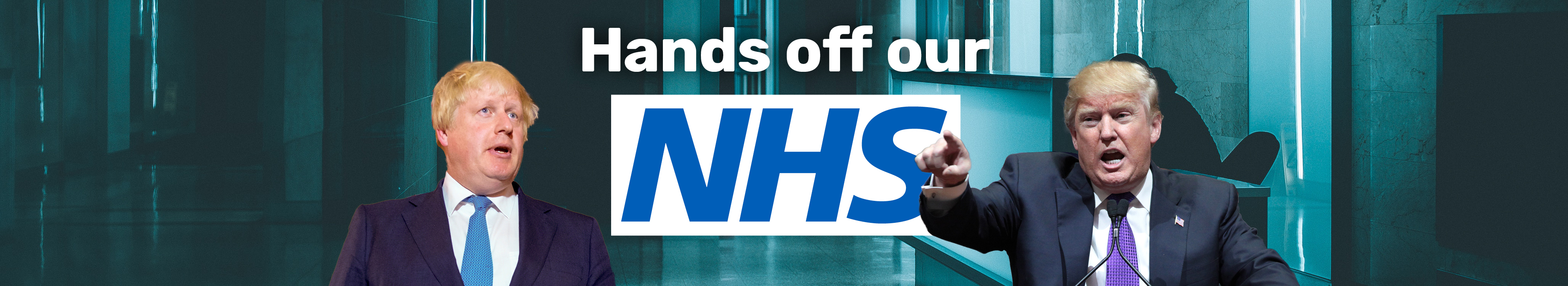 Hands off our NHS