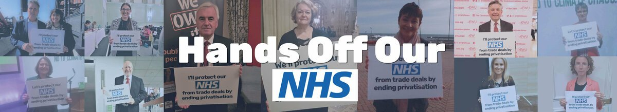 Have Your Parliamentary Candidates Signed The Nhs Pledge We Own It