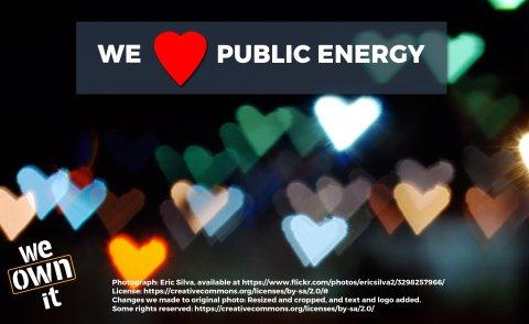 We love public energy