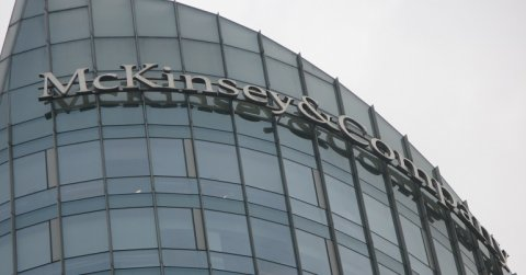 A McKinsey office building