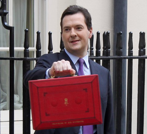 Photo of George Osborne, the Chancellor