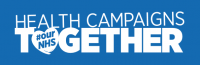 Health campaigns together logo