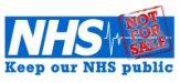 Keep Our NHS Public logo