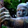 Photo of Robin Hood statue