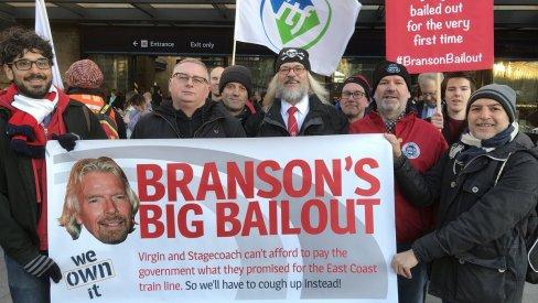 Branson's Big Bailout
