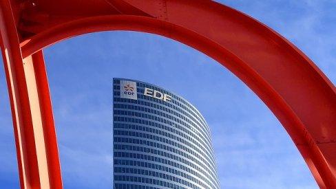 Photo of EDF building