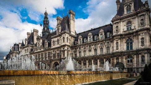 Photo of Hotel de ville de Paris