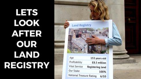 Lets look after our land registry meme