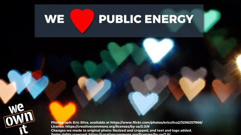 We love public energy
