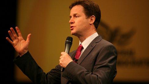 Photo of Nick Clegg