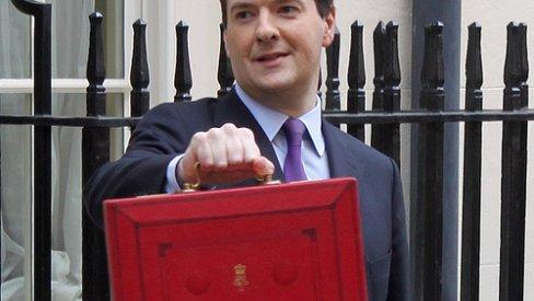 Photo of George Osborne, the Chancellor
