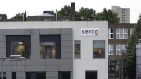 Serco building