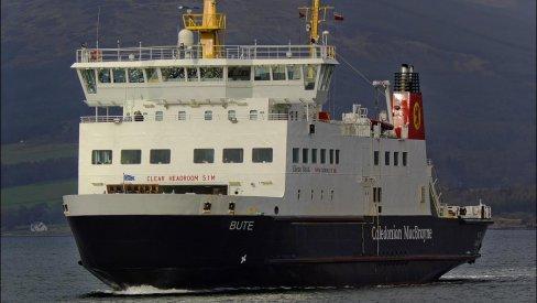 A Cal Mac ferry